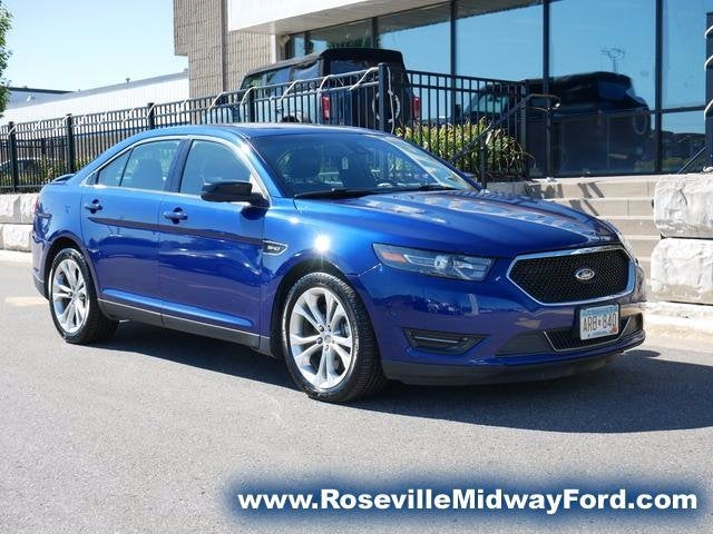 Used 2013 Ford Taurus SHO with VIN 1FAHP2KT6DG104769 for sale in Roseville, Minnesota