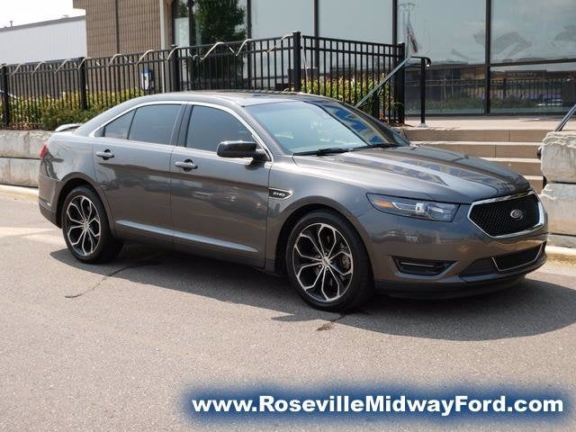 Used 2016 Ford Taurus SHO with VIN 1FAHP2KT9GG100106 for sale in Roseville, Minnesota