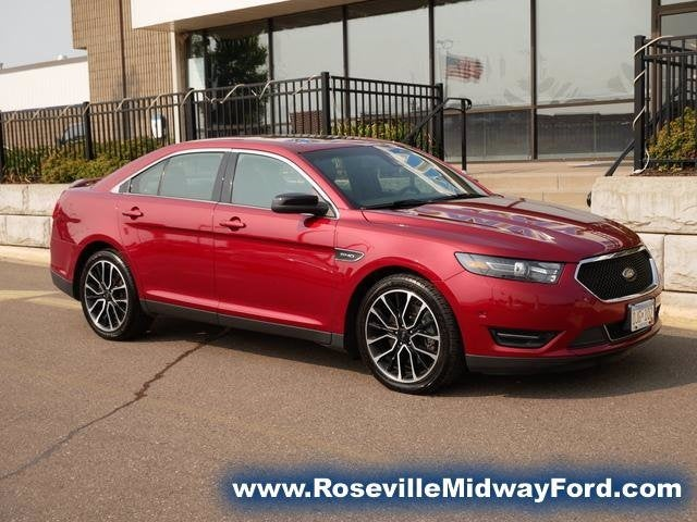 Used 2017 Ford Taurus SHO with VIN 1FAHP2KT9HG138789 for sale in Roseville, Minnesota