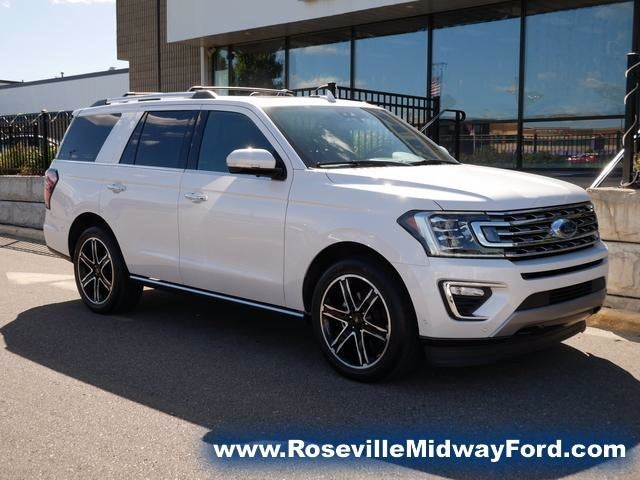Used 2019 Ford Expedition Limited with VIN 1FMJU2AT4KEA81423 for sale in Roseville, Minnesota